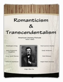 Romanticism and Transcendentalism