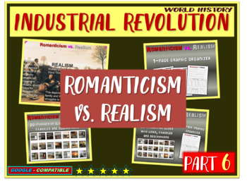 Romanticism vs. Realism Activity
