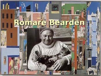 Romare Bearden (2 Powerpoints Included)
