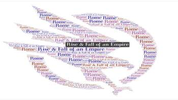Rome Rise & Fall of an Empire Disc 1 Episodes 1-4 WITH ANS
