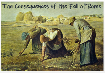 """Rome - """"The Consequences of the Fall"""" + Quiz"""