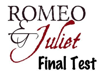 Romeo & Juliet Exam w/ Answer Key (100 Question Multiple C