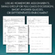 Romeo & Juliet, Worksheets Quizzes Homework Discussion for