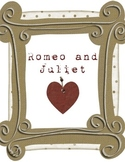 Romeo and Juliet 100+ Page Unit with Assessments, Guides,