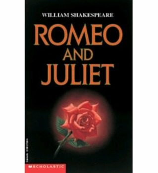 Romeo and Juliet: Act Five Unit Plan: Original Shakespeare Text