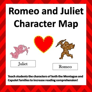 Romeo and Juliet Character Manipulation Map- Modifications