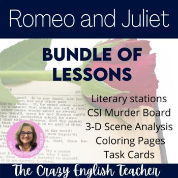 Romeo and Juliet Giant Bundle Unit