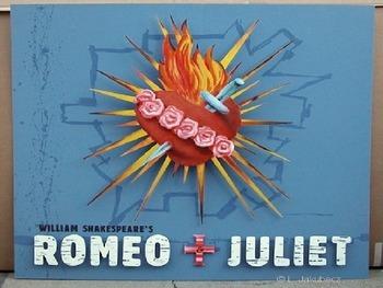 Romeo and Juliet Interactive Quiz Key Scenes!
