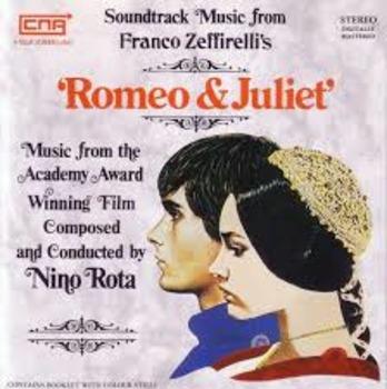 Romeo and Juliet Crossword Puzzle Bundle
