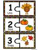 Rompecabezas de números -Fall Edition