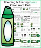 Romping & Roaring Color Green Pack