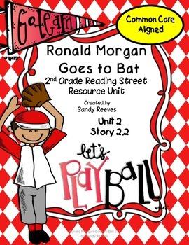 Ronald Morgan Goes to Bat Reading Street 2nd Grade Common