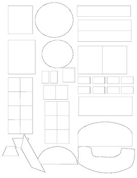 Set Up Your Classroom on Paper!! Room Set-Up Chart - Maste