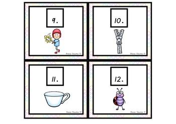 Write the Room - CVC Set 3