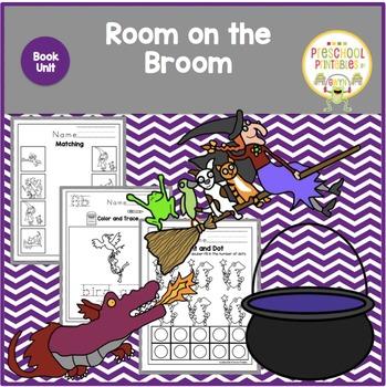 Room on the Broom  Book Unit