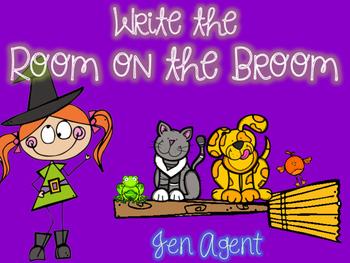 Write the Room {on the broom}