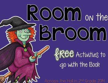 Room on the Broom Freebie
