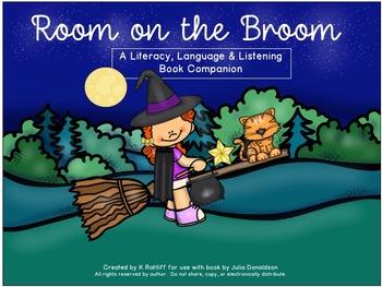 Room on the Broom :  Literacy, Language & Listening Book C