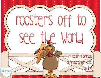 Rooster's Off to See The World - Pearson Reading Street Ac