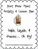 Root Beer Float Science Inquiry Lesson Plan & Handout - So