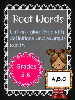 Root Words (ABC)