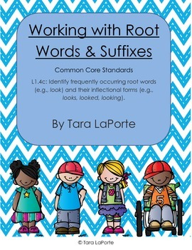 Root Words & Suffixes L1.4c