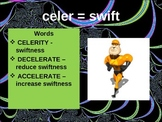 Root Words for High School Students: SAT Prep!