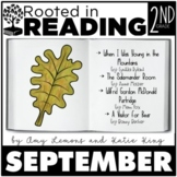 Rooted in Reading September:  September Read Aloud Lessons