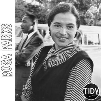 Rosa Parks PebbleGo