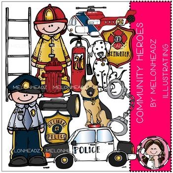 Rosanna's Community Heroes by Melonheadz COMBO PACK