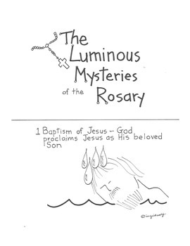 Rosary - Luminous Mysteries - Catholic