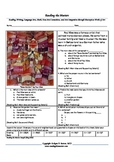 """Intervention and Test Prep with """"Rose Garden"""" by Paul Klee"""