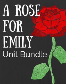 Rose for Emily Unit Bundle