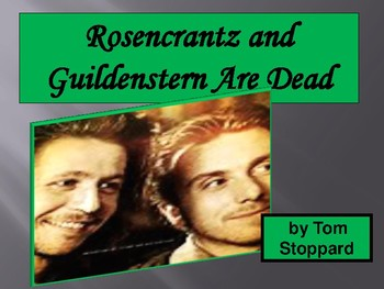 Rosencrantz and Guildenstern are Dead Film Presentation