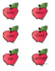 Rotten Apples - Fourth 100 Fry Words