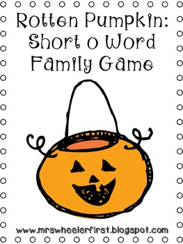 Rotten Pumpkin: Short o Game