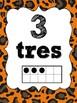 Rotulos de numeros 1-10