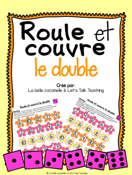 Roule et couvre le double - French Roll and Cover Dice Gam