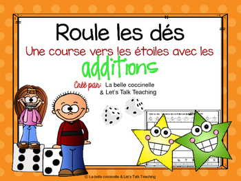Roule les dés - Addition - Roll The Dice - A version of Ra