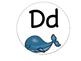Round Nautical Classroom Decor (Alphabet Banner)