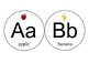 Round Shape ABC's