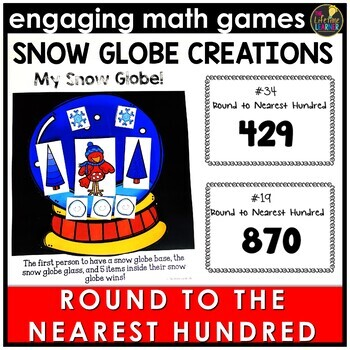 Round to the Nearest Hundred Game