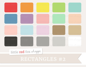 Rounded Rectangle Clipart