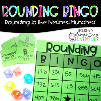 Rounding Bingo: Nearest Hundred
