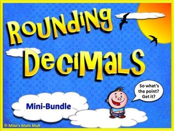 Rounding Decimals Made Easy (Mini-Bundle)