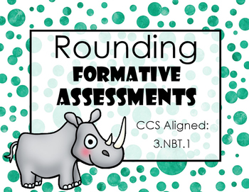 Rounding Formative Assessments