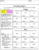 Rounding Jenga Math Game: Nearest 10 and 100