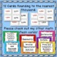 Rounding Numbers Flash Cards Common Core {3rd Grade and 4t