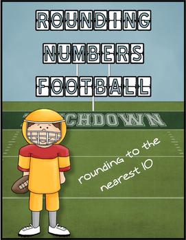 Rounding Numbers Football