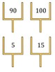 Rounding Numbers Football - Rounding to the Nearest 5 or 10